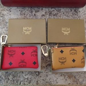 Other - MCM Money Pouch